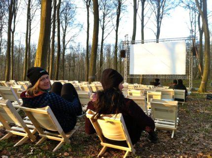 CPH:PIX, digital afvikling af Blair Witch Project i Krogenlund skov
