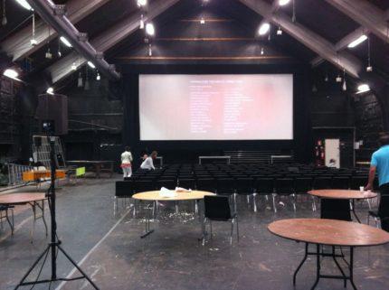 Red barnet Ungdom og Regner Grasten film, Kung fu panda 2 i Zentropas studie. Digital afvikling.